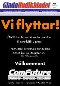 Glada Hudikbladet